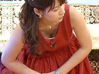 吉田明世の巨乳爆乳なおっぱいエロ画像がセクシーすぎる