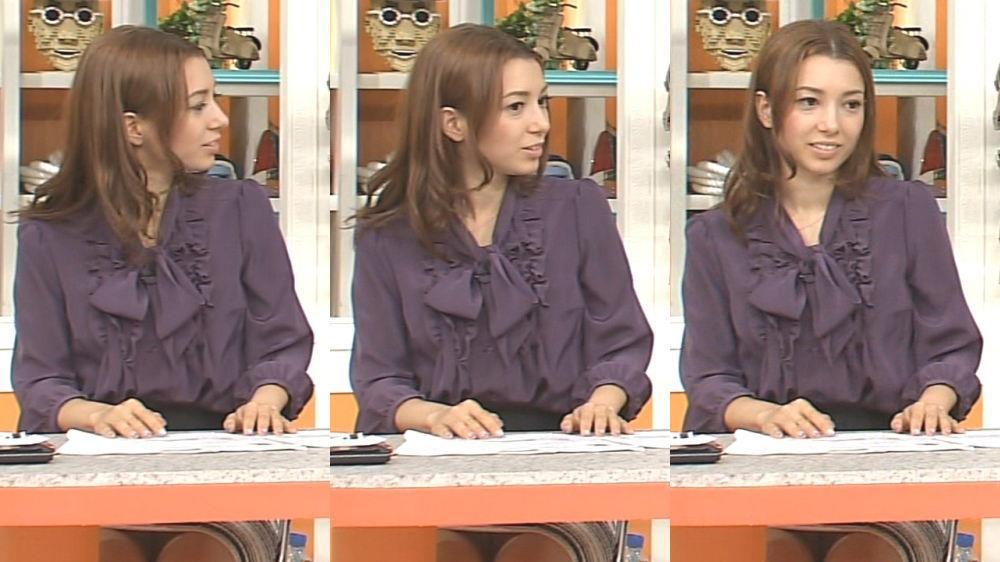 女子アナ葉山エレーヌのエロ画像とお宝エロ画像