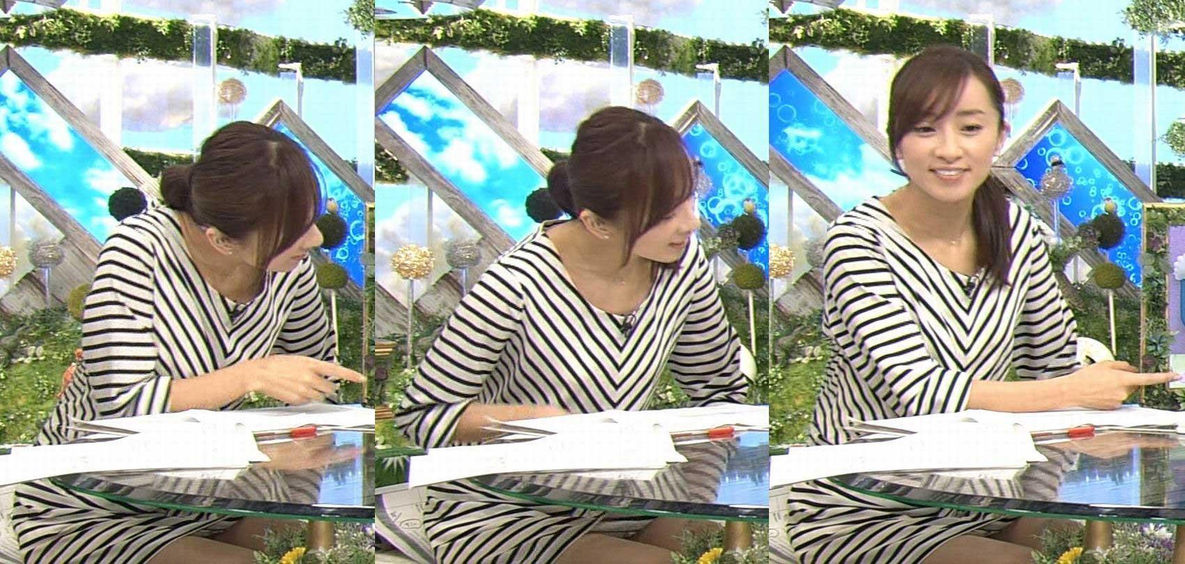 女子アナ西尾由佳理のエロ画像とお宝エロ画像