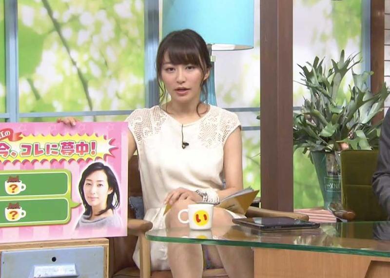 女子アナ枡田絵理奈のエロ画像とお宝エロ画像