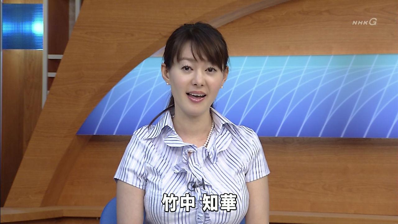 竹中知華の乳首ポロリしたヌードエロ画像や胸チラ
