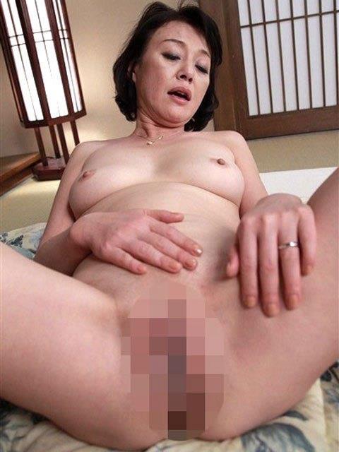 五十路(50代)の熟女のヌード