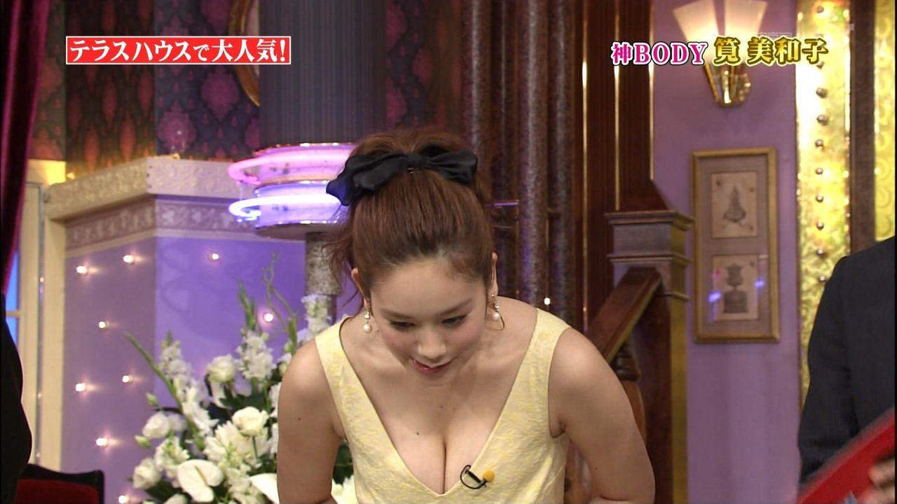 筧美和子のおっぱいしゃべくり007