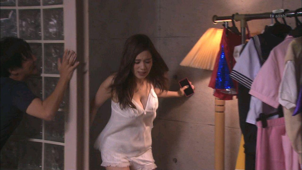 筧美和子のレ●プ濡れ場エロ画像