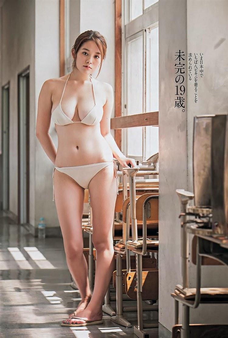 筧美和子のおっぱいエロ画像