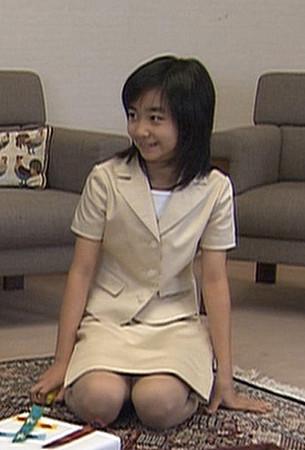佳子さまのアイコラ
