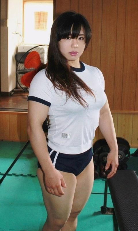 格闘技のエロ濡れ場画像