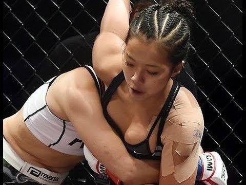 格闘技のヌードエロ画像