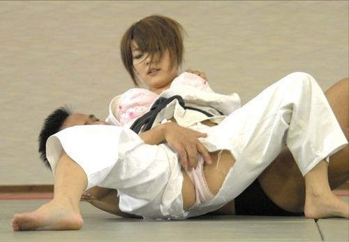 格闘技のエロ画像
