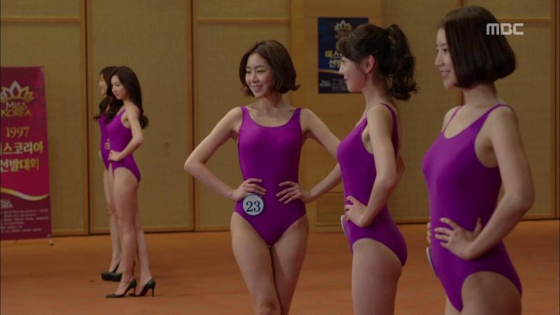 韓国の乳首ポロリしたヌードエロ画像や胸チラ