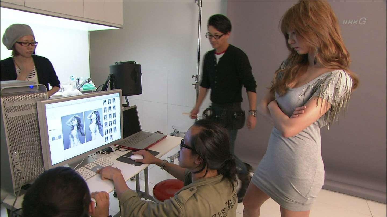 香里奈モロにマンスジやハミマンエロGIF画像