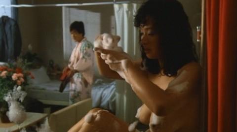 かたせ梨乃の全裸中出しエロ画像
