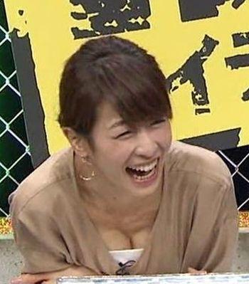 加藤綾子の巨乳爆乳なおっぱいエロ画像がセクシーすぎる