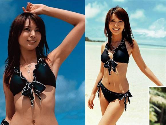 加藤夏希の乳首ポロリ画像