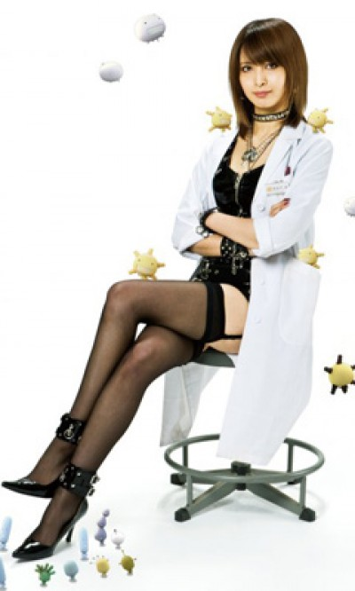 加藤夏希のヌード乳首エロ画像