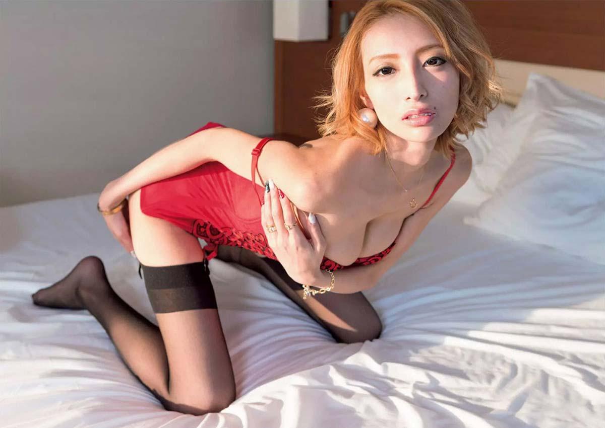 加藤紗里のマンスジパンモロ画像