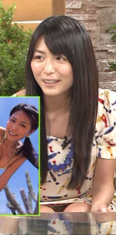 川村ゆきえの巨乳で胸チラエロ画像