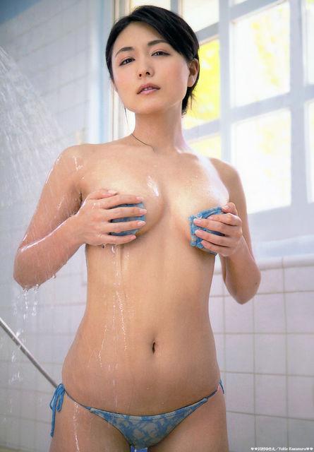 川村ゆきえのお宝エロ画像