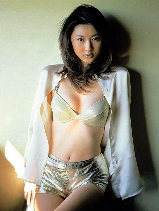 菊川怜のAVエロ画像