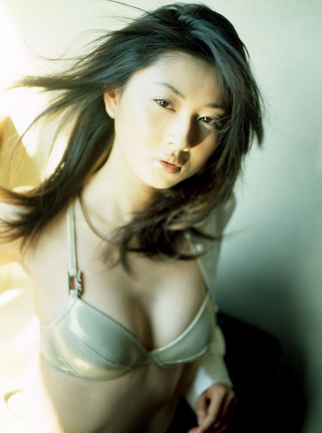 菊川怜のアイコラ
