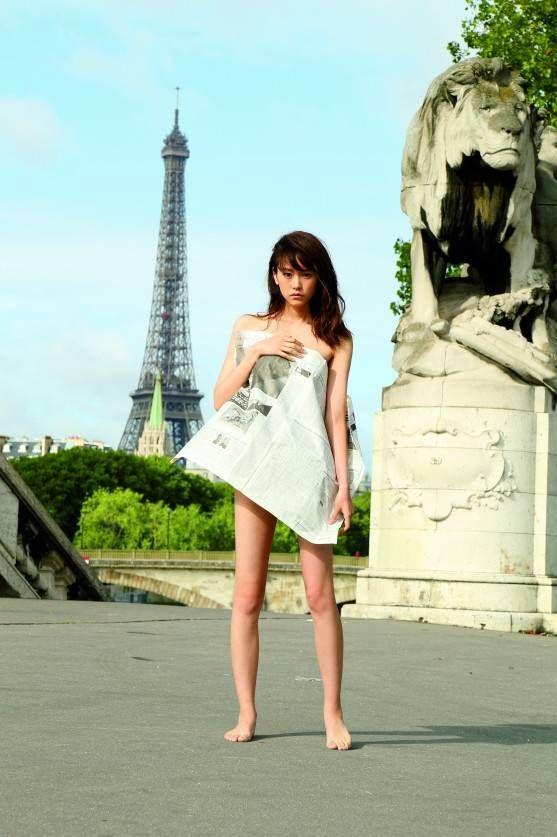 桐谷美鈴の抜けるハプニングエロ画像
