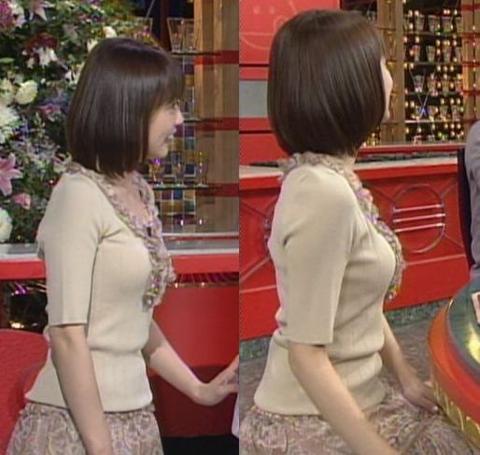 小林麻耶の乳首ポロリしたヌードエロ画像や胸チラ