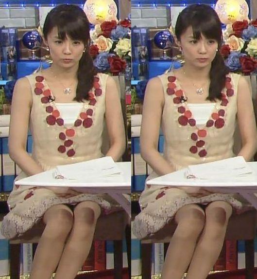 小林麻耶のセクシー水着エロ画像が放送事故