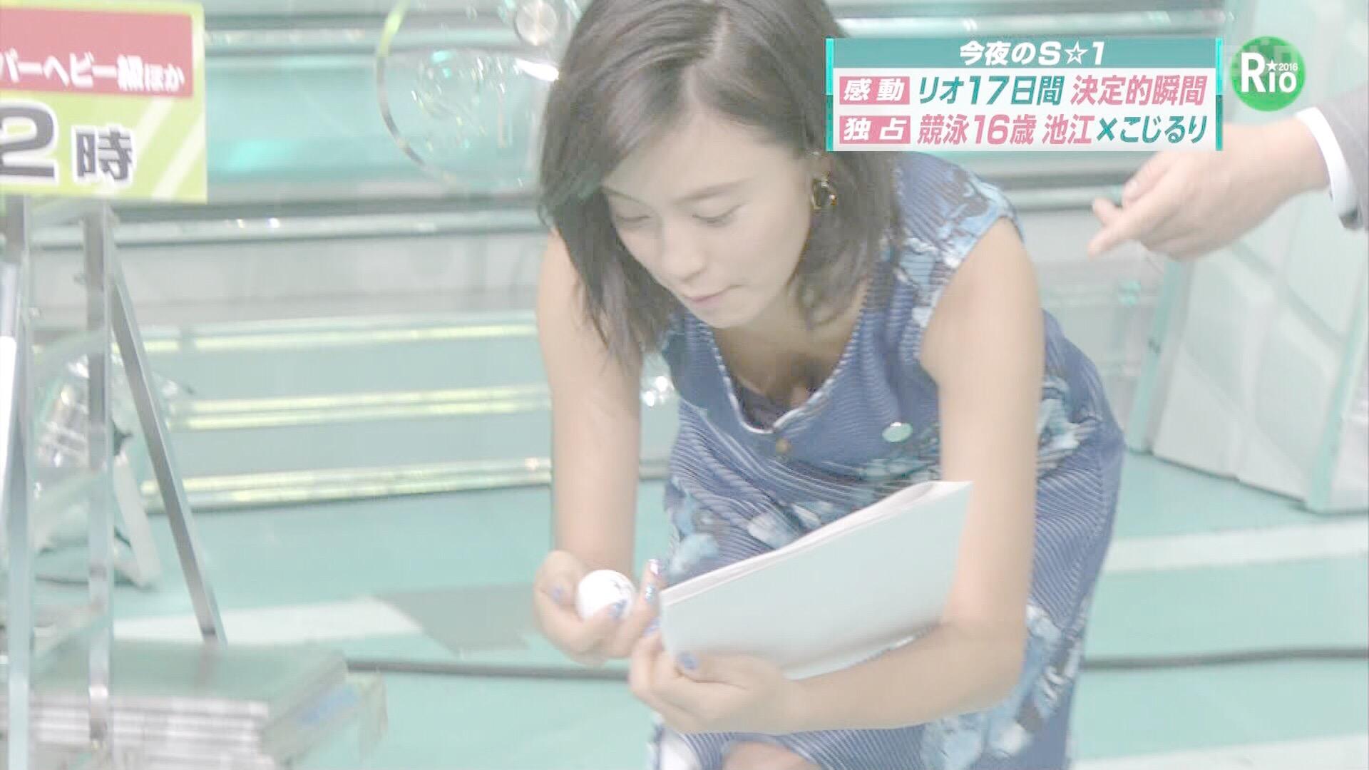 小島瑠璃子の下着丸見えパンチラエロ画像が抜ける