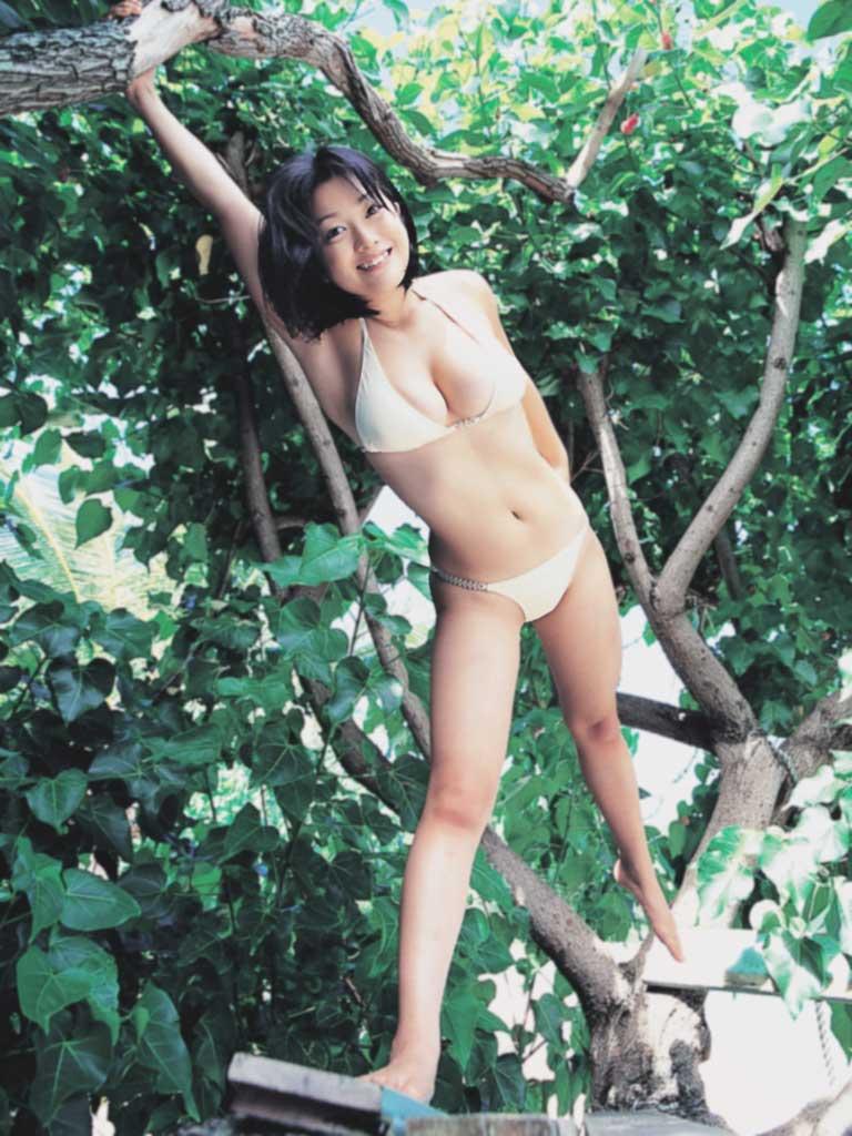 小向美奈子の無修正流出エロ画像