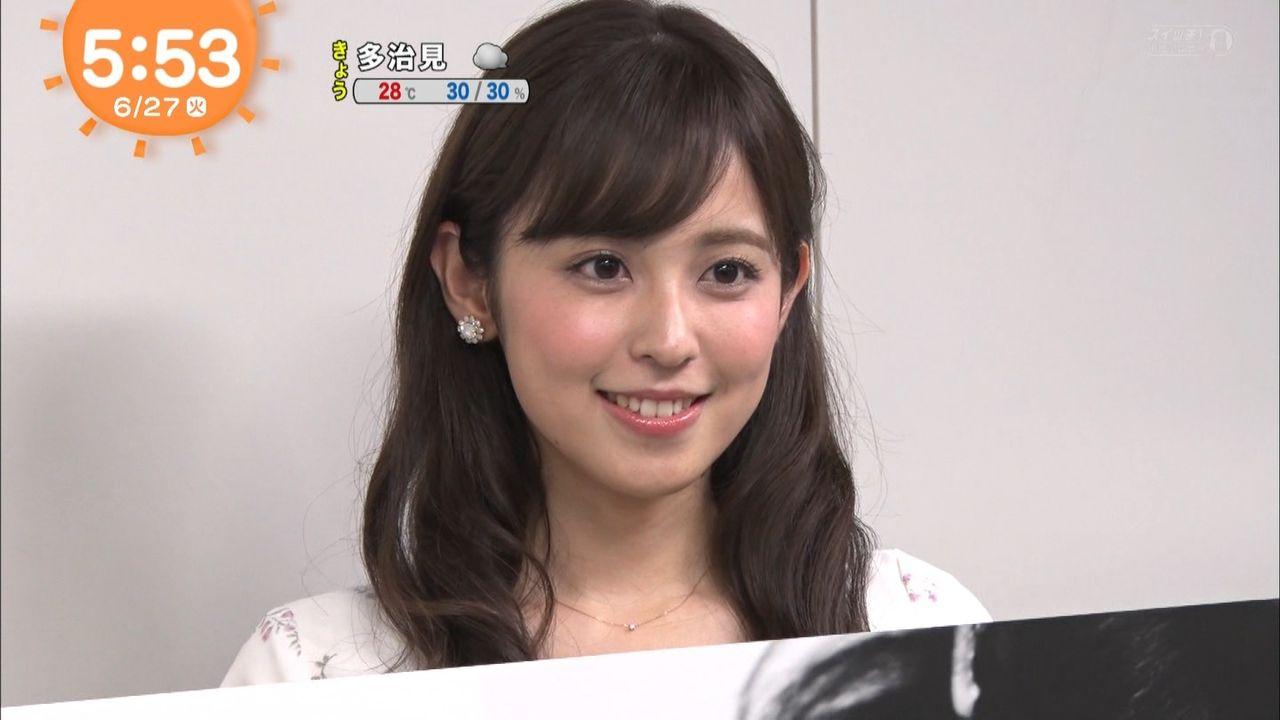 久慈暁子の乳首ポロリ画像