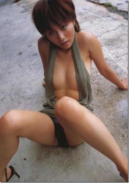 熊切あさ美のお宝ヌードエロ画像