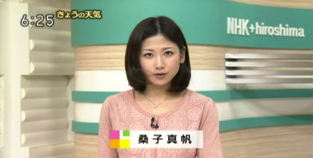 桑子真帆のセックスの濡れ場画像