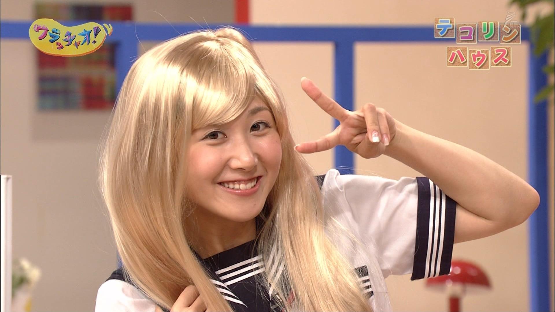 桑子真帆のおっぱい乳揉みエロ画像