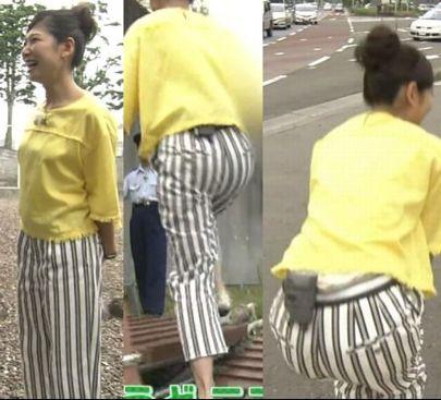 桑子真帆のお宝な放送事故