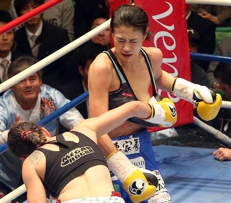 ボクシング巨乳の女子アスリートの黒歴史すぎるお宝