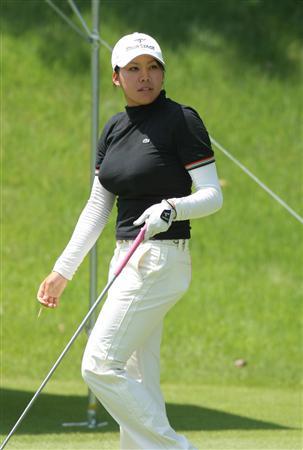 女子ゴルフの新井麻衣巨乳アスリートのエロ画像