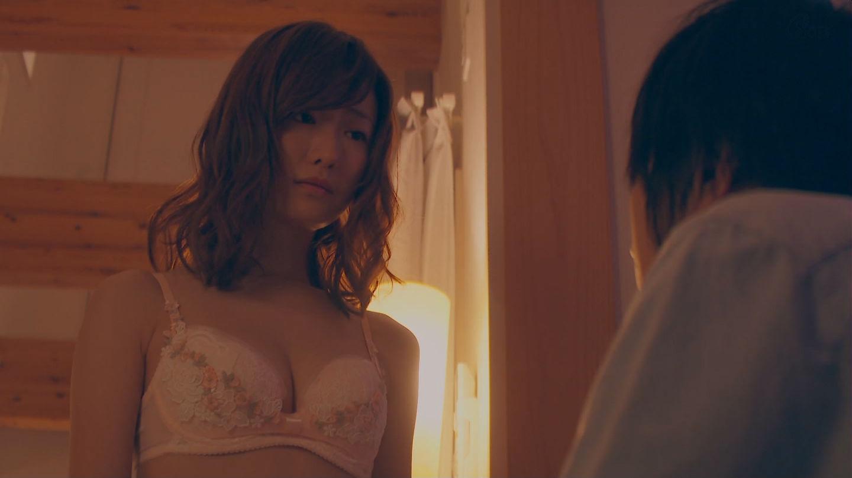 松本まりかの乳首ポロリ画像