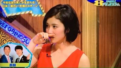 松岡茉優のエロおっぱい画像