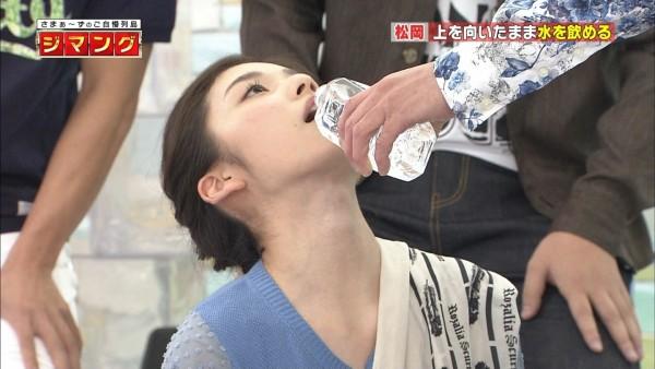 松岡茉優のお宝な放送事故