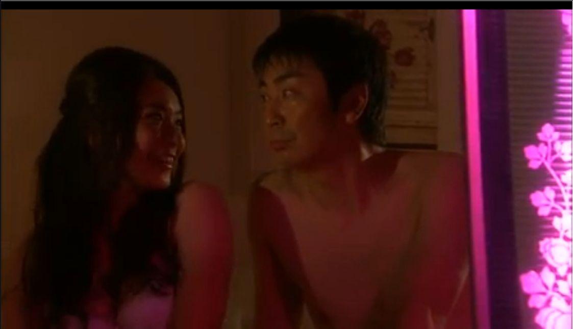 皆川玲奈のセックスの濡れ場画像
