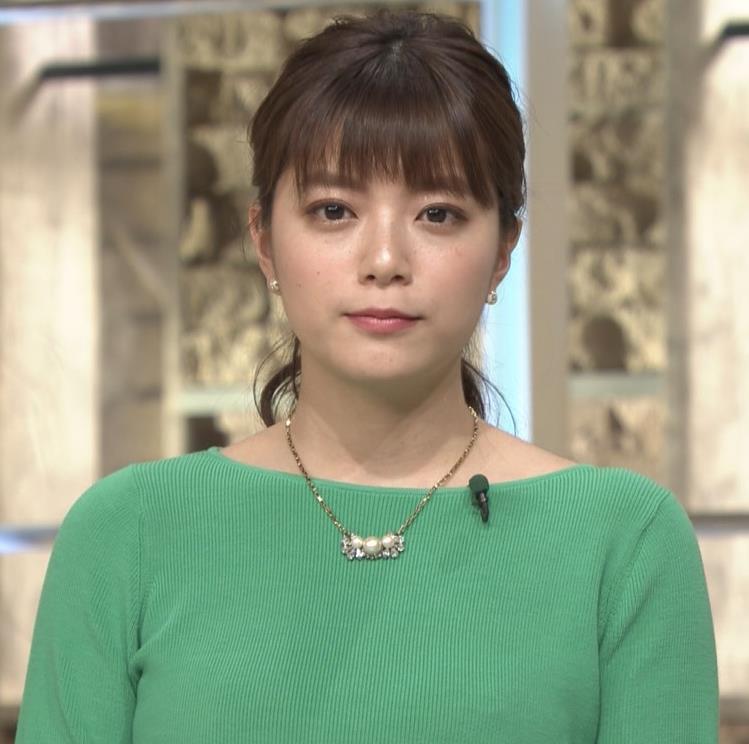 三谷紬の放送事故お宝エロ画像