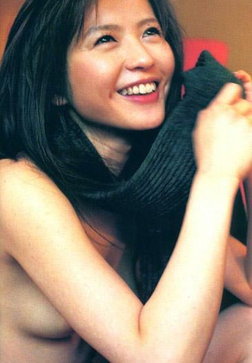 三浦理恵子のヌードエロ画像