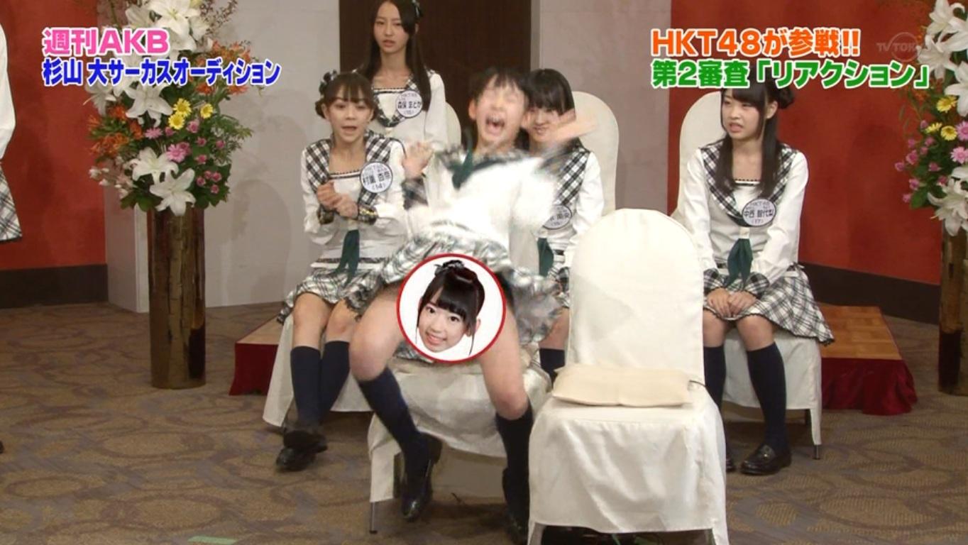宮脇咲良の放送事故お宝エロ画像