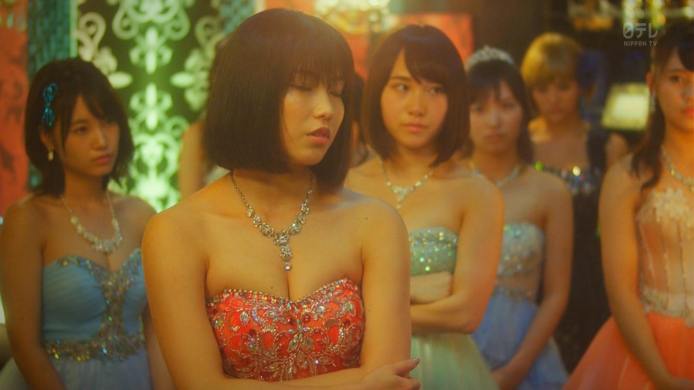 宮脇咲良のヌード乳首エロ画像