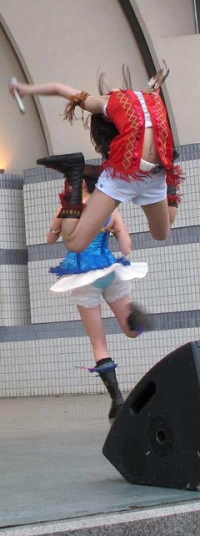 ももいろクローバーZのお宝エロ画像