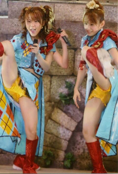 モーニング娘田中れいなのセックスエロ画像
