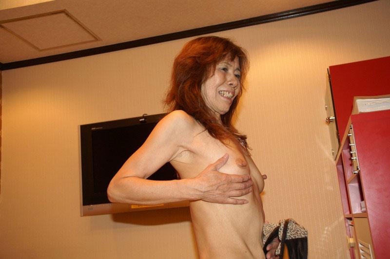 60代(六十路)熟女のお宝アイコラ画像