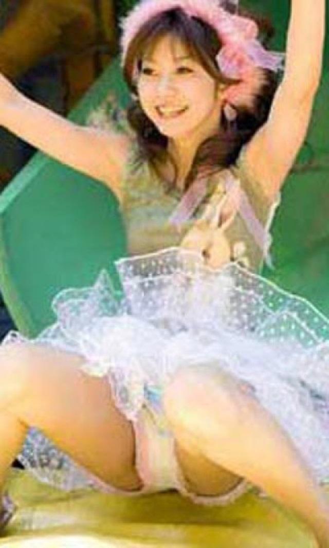 中川翔子のセクシー水着エロ画像が放送事故