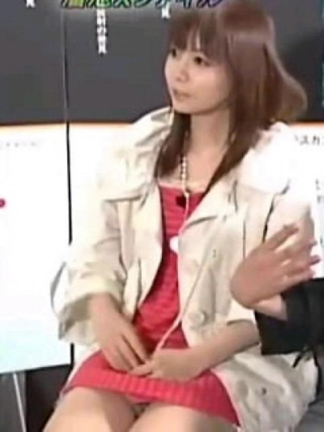 中川翔子の乳首ポロリしたヌードエロ画像や胸チラ