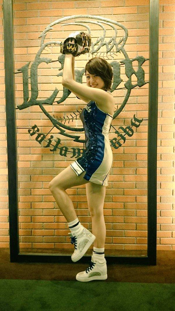 中村静香のお宝水着エロ画像
